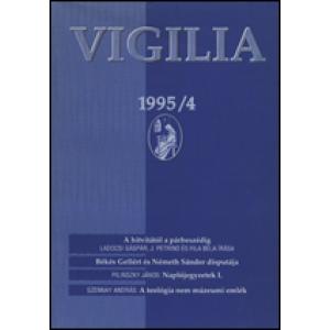 1995. év, 60. évfolyam, 4. szám