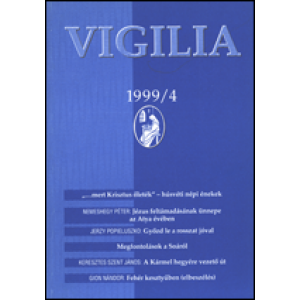 1999. év, 64. évfolyam, 4. szám
