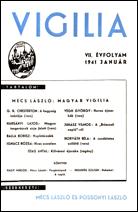 1941. év, 7. évfolyam, 1. szám