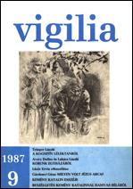 1987. év, 52. évfolyam, 9. szám
