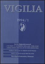 1994. év, 59. évfolyam, 1. szám