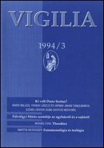 1994. év, 59. évfolyam, 3. szám