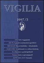 1997. év, 62. évfolyam, 3. szám