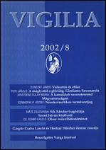 2002. év, 67. évfolyam, 8. szám
