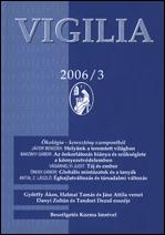 2006. év, 71. évfolyam, 3. szám
