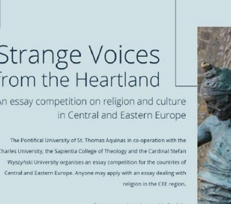 Strange Voices from the Heartland